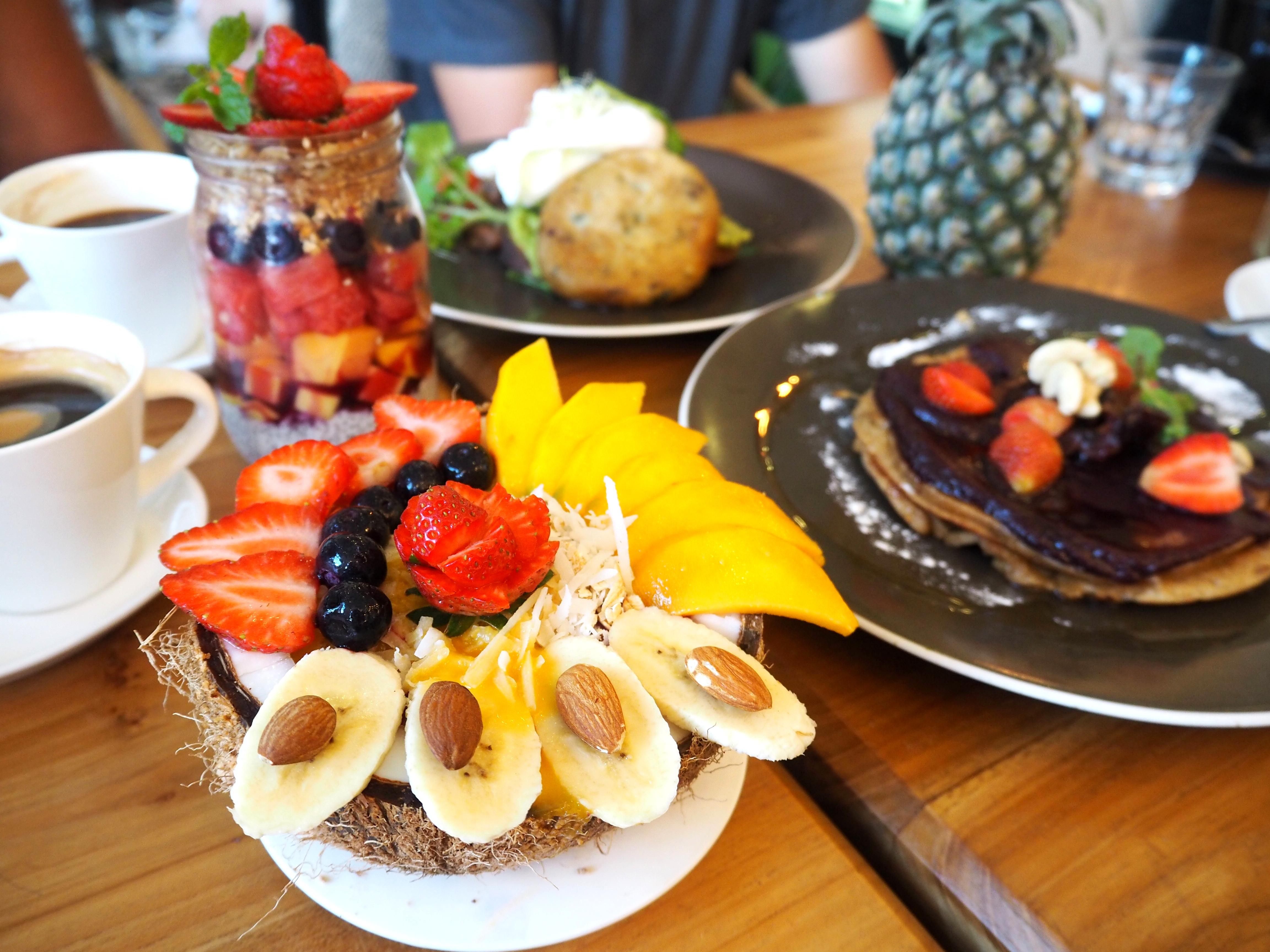 одной красивый осенний завтрак фото сделать