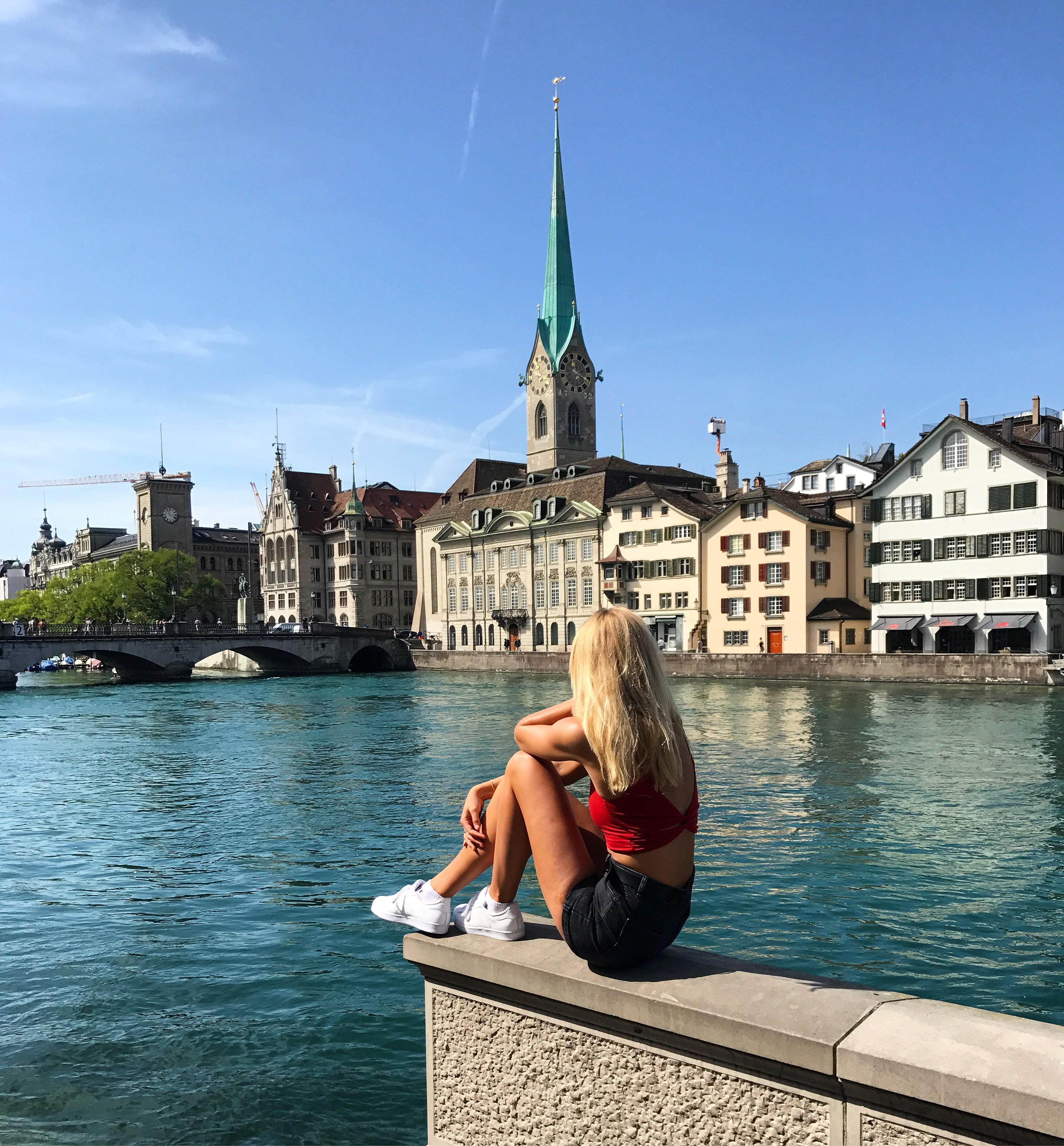 Places To Visit In Switzerland Blog: Zurich, Switzerland: An Active Travel Guide