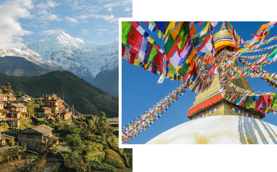 Zanna Van Dijk Nepal Adventure
