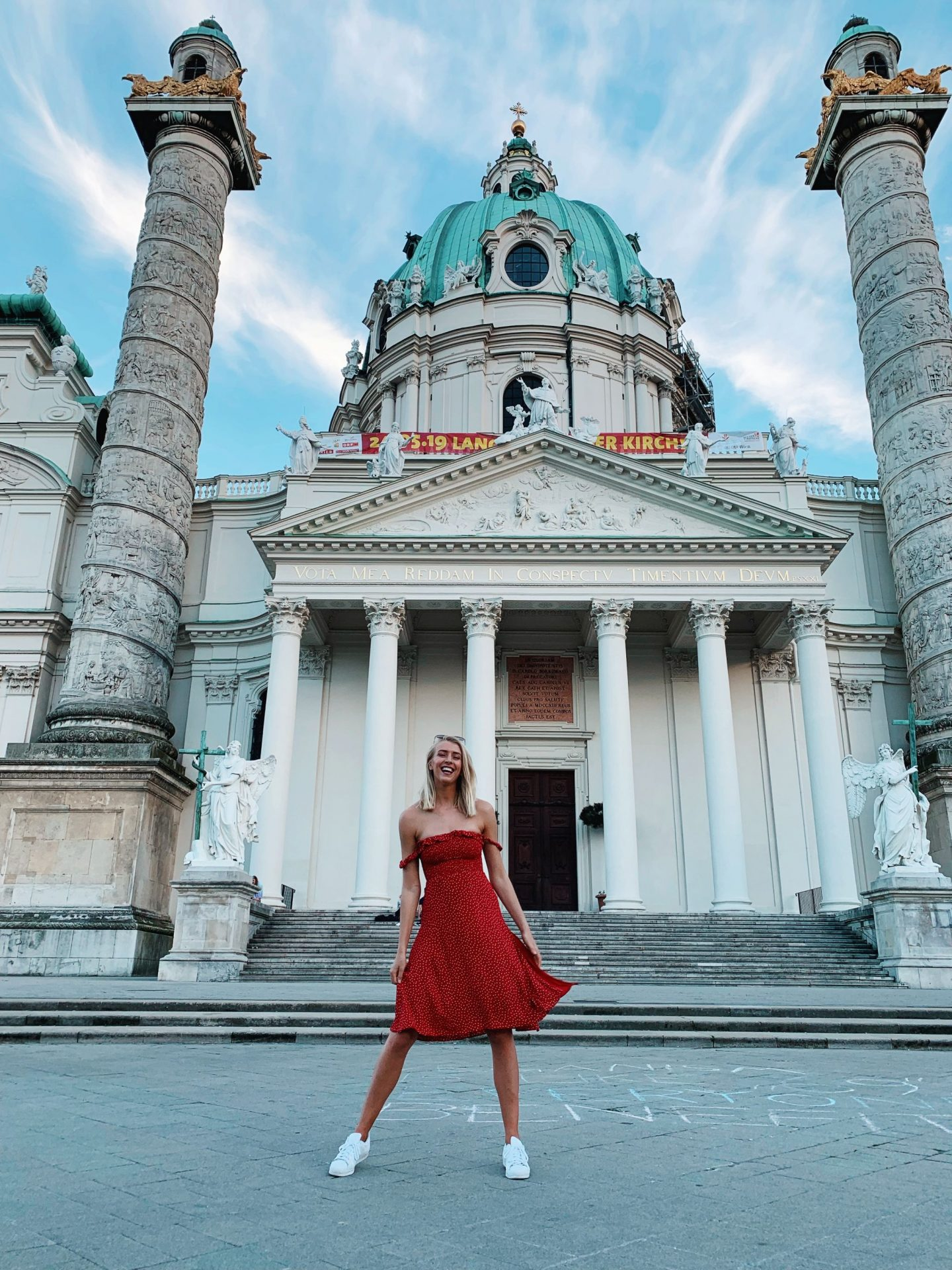 Zanna Van Dijk - Vienna City Break