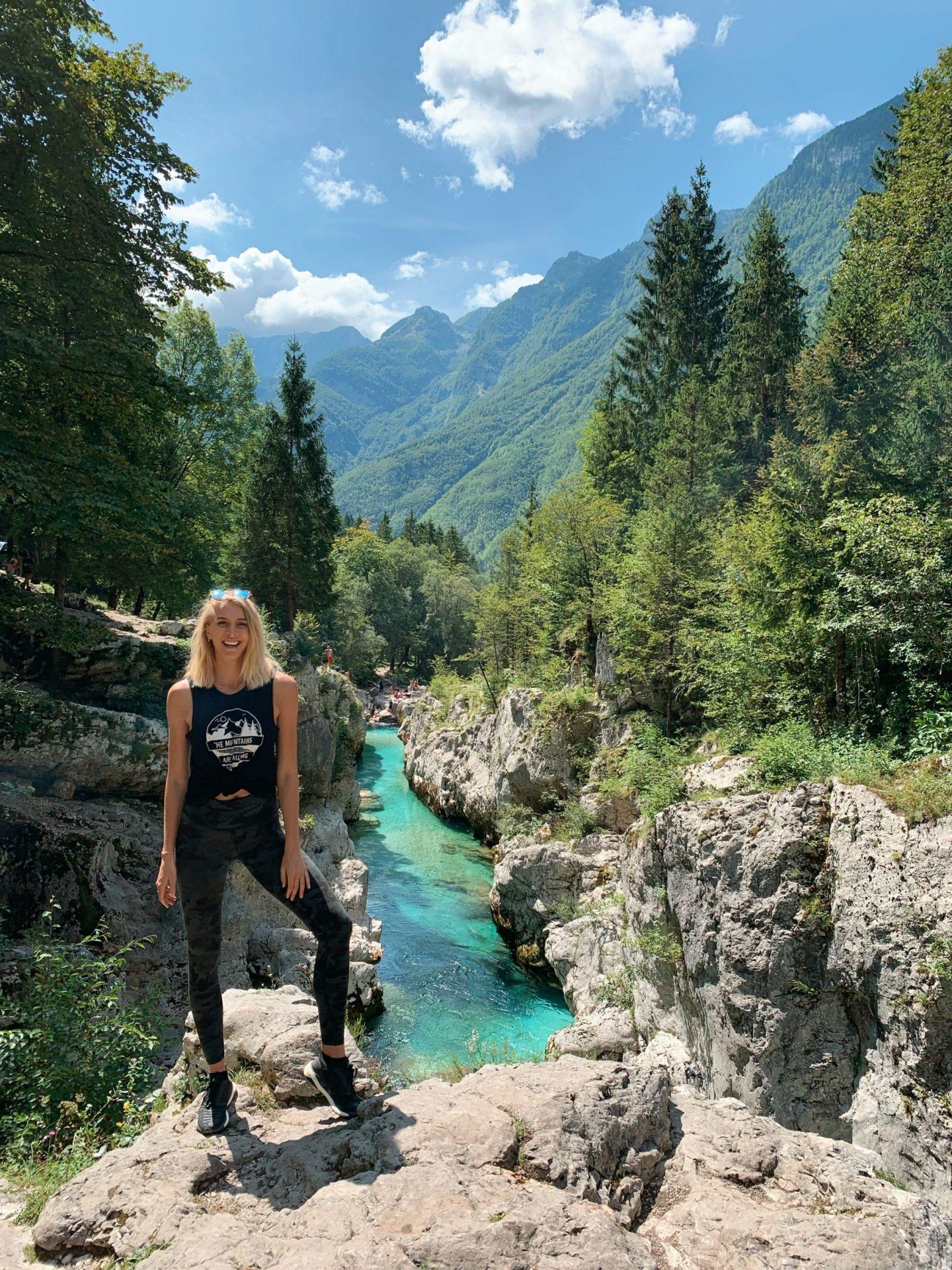 Slovenia Road Trip Itinerary