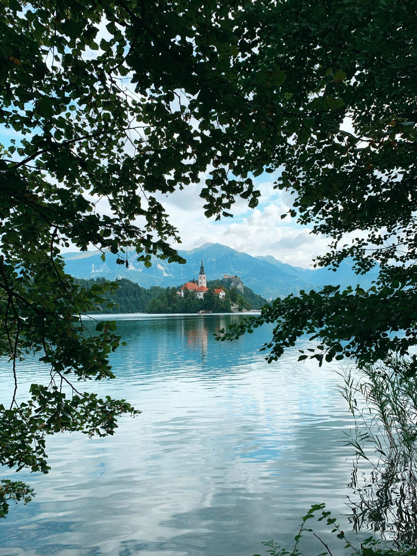 Lake Bled - Slovenia Road Trip