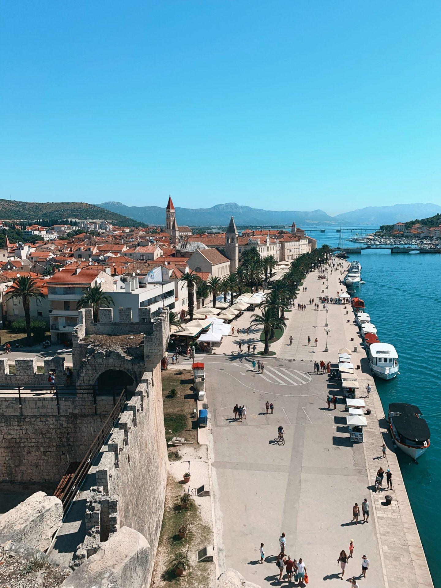 Slovenia - Croatia Road Trip - Trogir