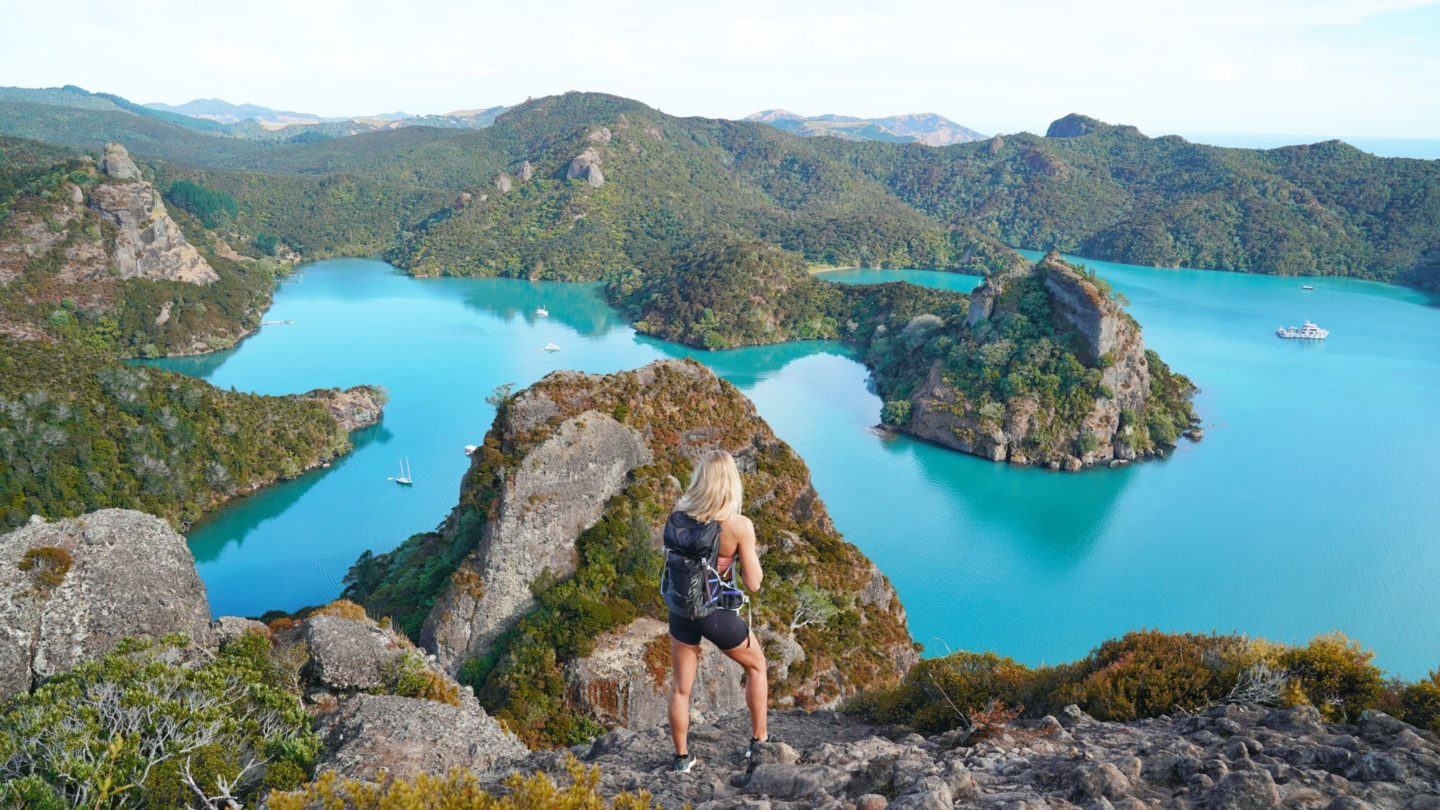 New Zealand Travel Guide Itinerary
