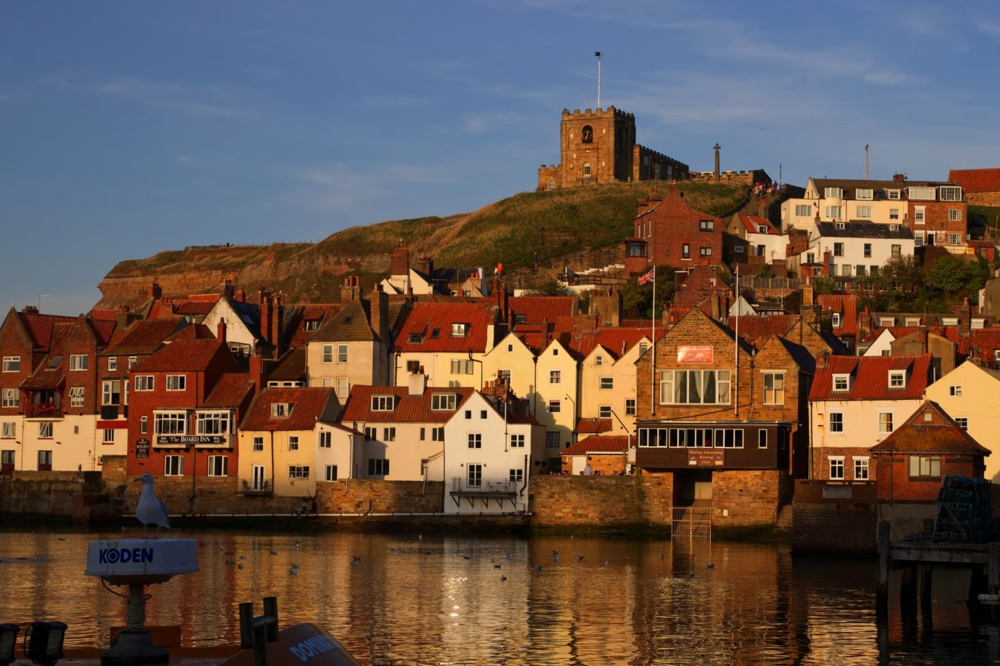 Whitby - Coastal Town - North Yorkshire